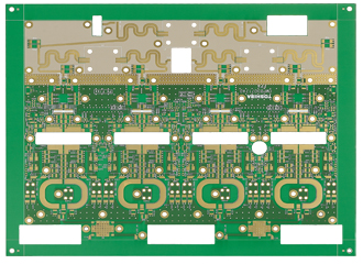 Double sided High frequency Board
